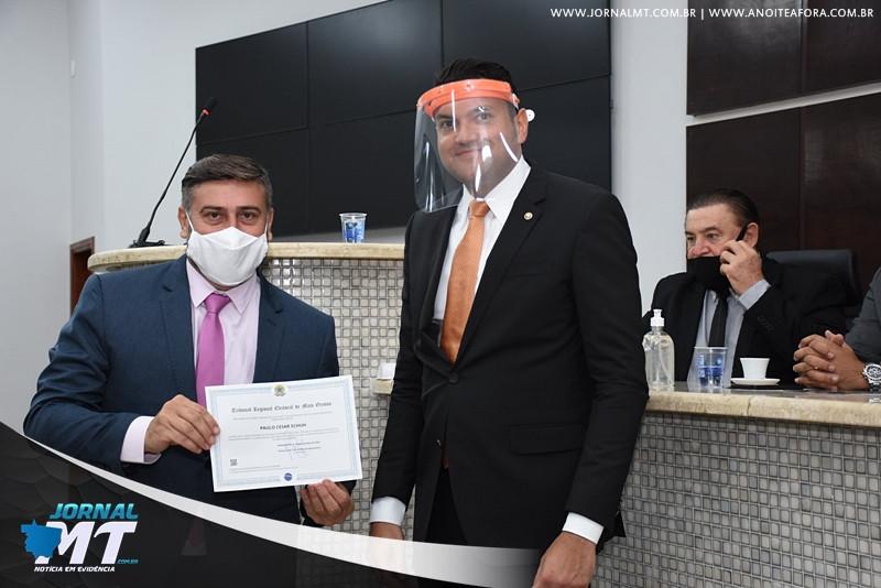 Diplomação de Prefeito, Vice Prefeito e Vereador.