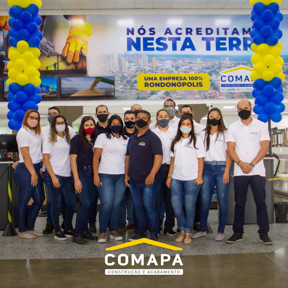 A Comapa Ipê é a mais nova loja!