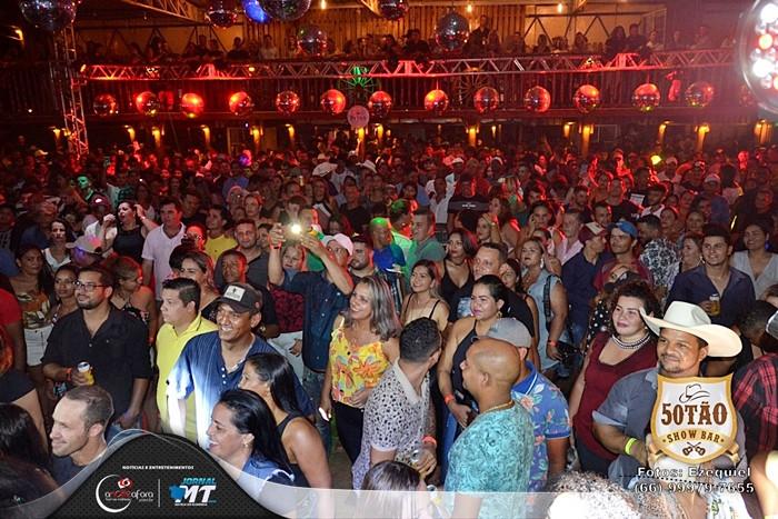 50tão show bar Manutti + Higor & Marcelo