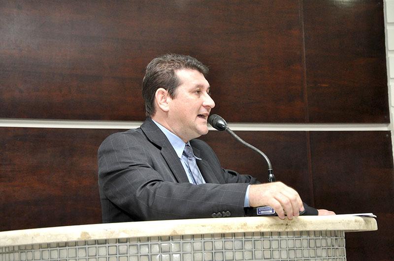 Vereador Rodrigo da Zaeli: projeto do Executivo tem indícios de inconstitucionalidade – (Foto: Arquivo)