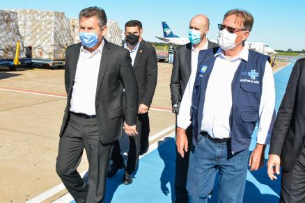 """""""MT tem equipamentos para enfrentar até 6 meses de pandemia"""""""