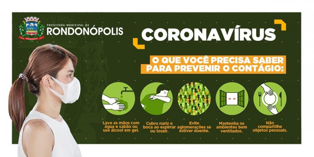 Acompanhe as Últimas Notícias direto do Portal da Prefeitura de Rondonópolis