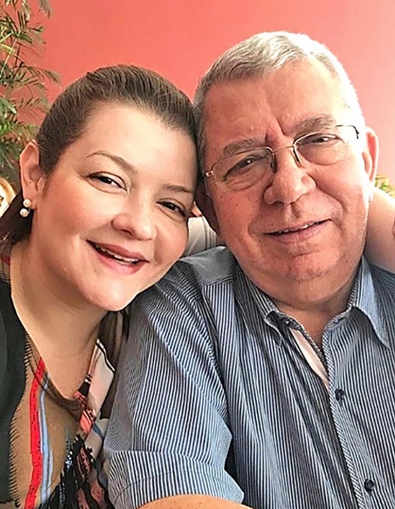 Corpo do médico Valdir Faria Moraes, de 76 anos, foi cremado ontem (02) em Cuiabá – (Foto: Divulgação)