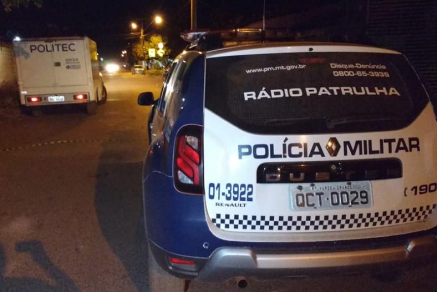 O assassinato aconteceu na noite de domingo em Alto Paragua