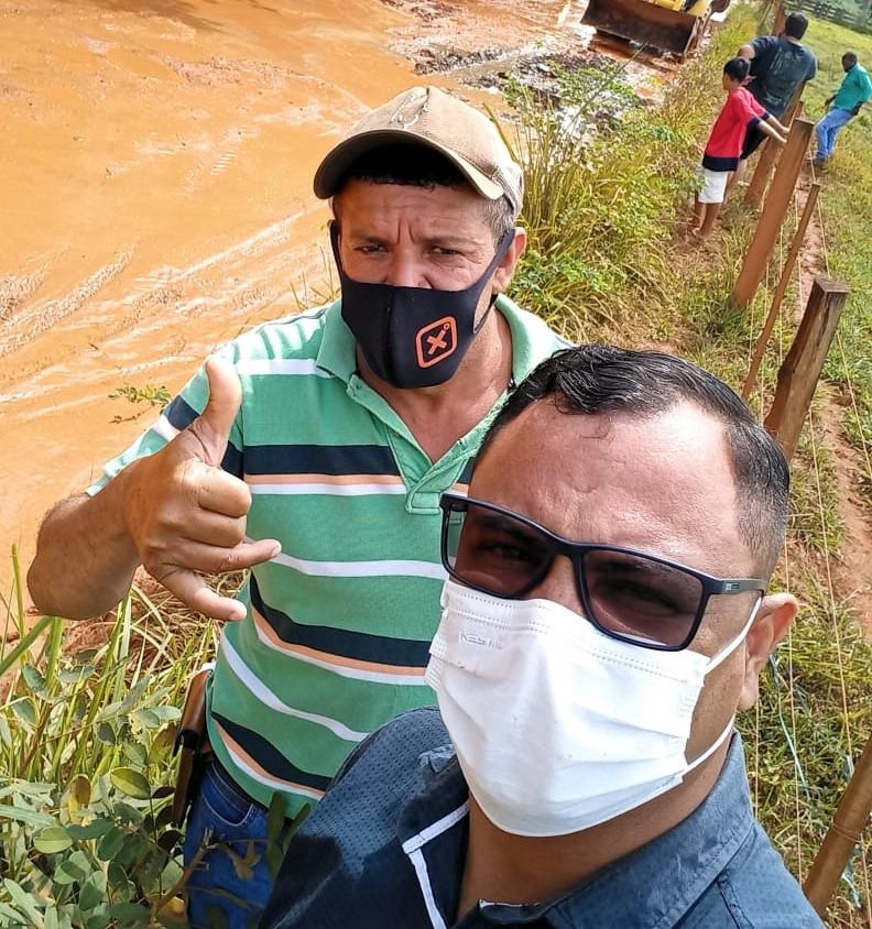 O vereador Ozeas Reis vai buscar solução aos órgãos competentes para providenciar patrolamento e o cascalhamento das estradas da Gleba Rio Vermelho.