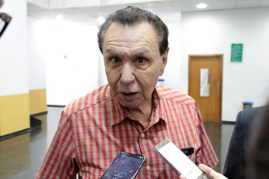 O deputado federal Carlos Bezerra que teve recurso negado na Justiça