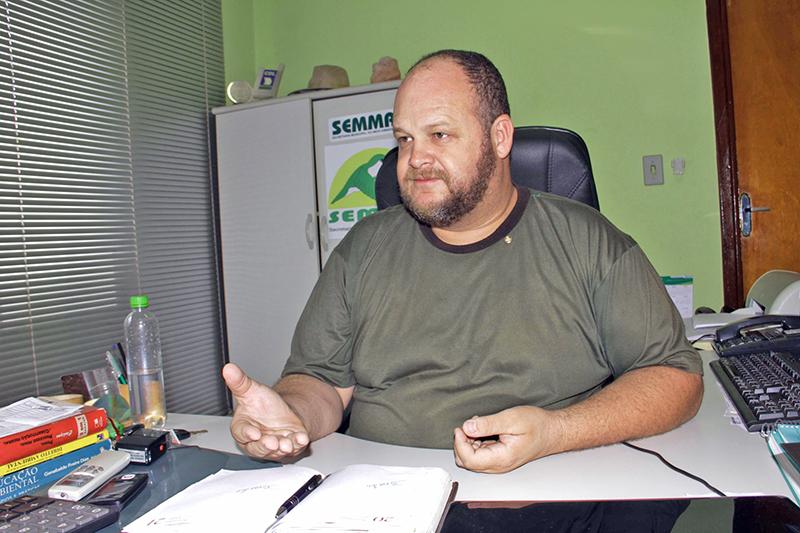 Lindomar Alves toma posse no dia 1º de outubro (Foto – Arquivo)